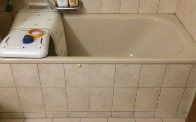 Entrer et sortir de votre baignoire en toute sécurité