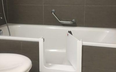 Adapter sa baignoire afin d'éviter les chutes