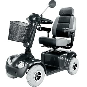 Scooter électrique pour sénior
