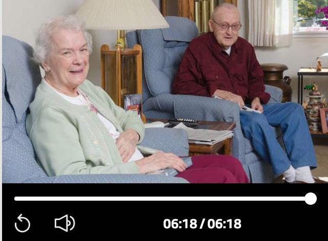L'adaptation de l'habitat des seniors – Reportage RTS