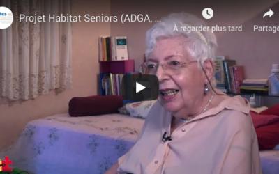 Projet Habitat Seniors (ADGA, Adaptation Du logement au Grand Age)